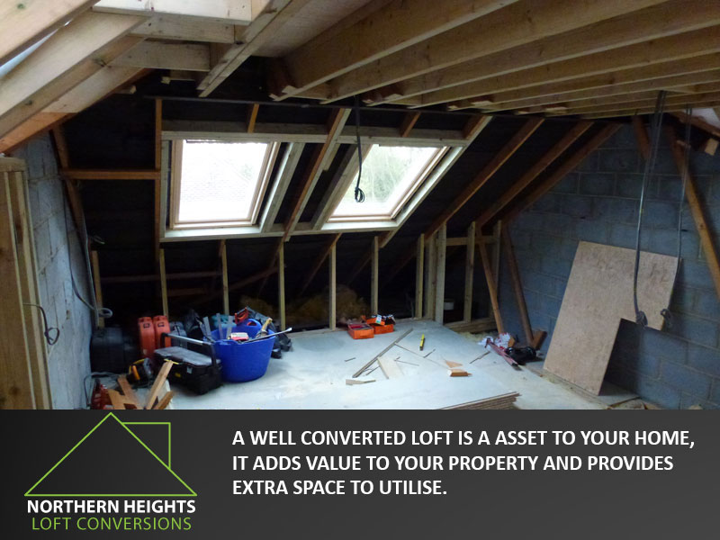 Northern heights Loft Conversion Adds Value to Your Property
