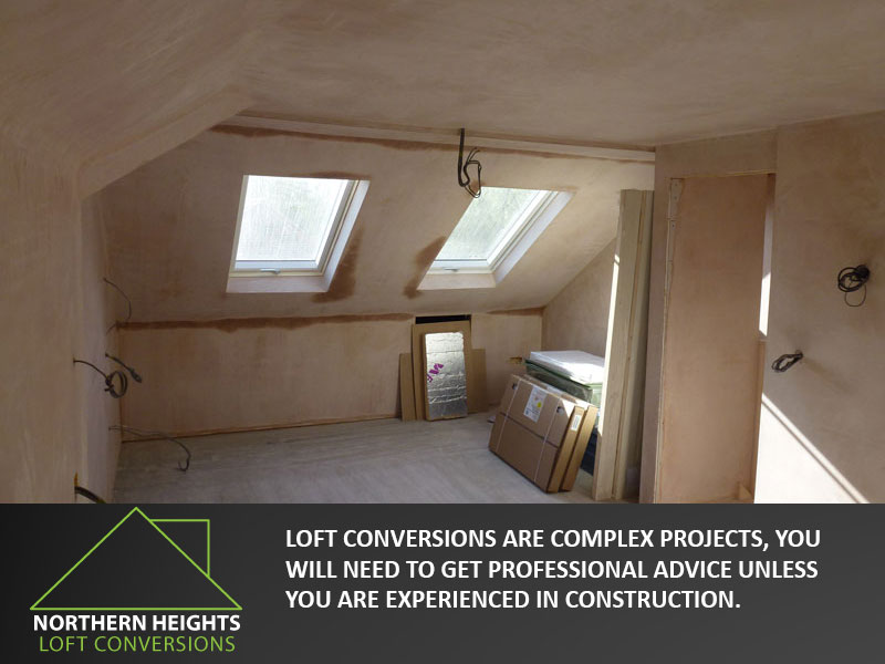 Loft Conversions are Complex Projects
