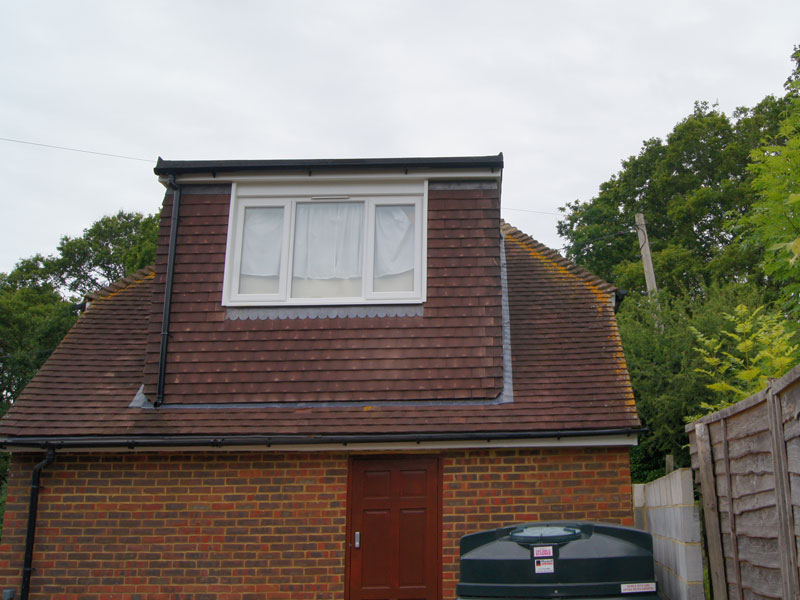 Garage Loft Conversion in Billingshurst