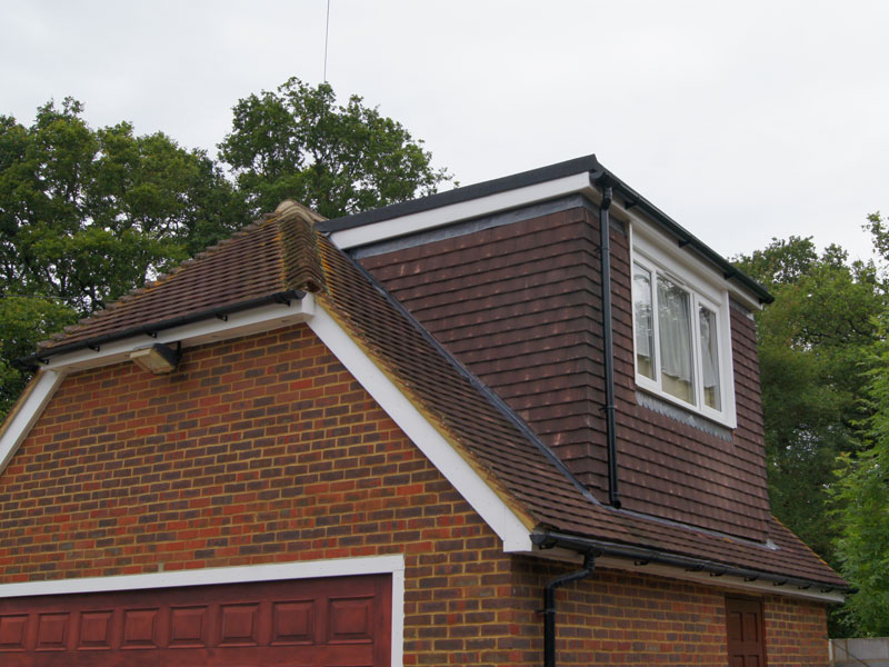 Loft Conversion to a Garage in Loxwood