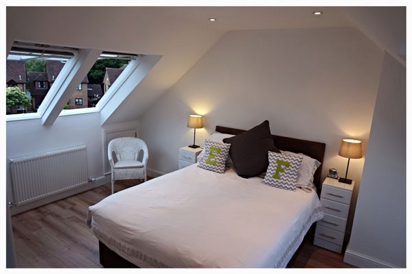 Smallfield Bedroom Loft Conversion Loft Conversions West