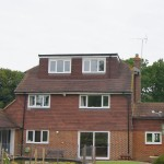 Detached House Loft Conversion Billingshurst