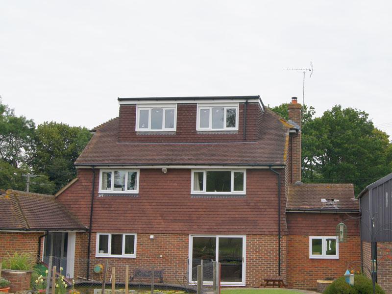 Detached House Loft Conversion Billingshurst