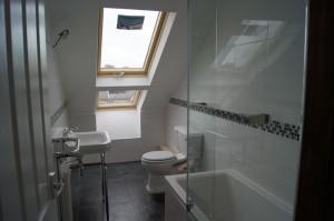 Loft Conversion in Worthing 1- Bathroom ensuite